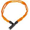Trelock BC 115 - Candado bicicleta - 60 cm naranja